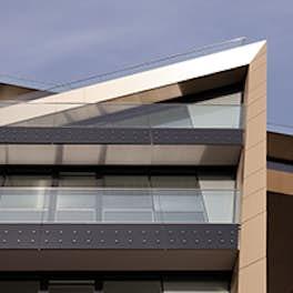 Raiffeisen Finanz Center, Austria, <br>Pichler & Traupmann Architekten ZT GmbH, © Lisa Rastl