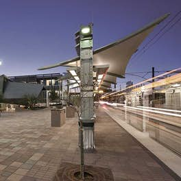 Tempe Transportation Center, USA, <br>Otak – Lake Oswego, Ore. & Architekton