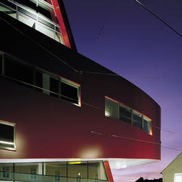 TPA Krone Center, Graz, <br>bkp Architektur ZT GmbH