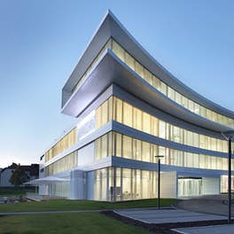 Marc Cain Headquarter Bodelshausen, Germany, <br>Hank und Hirth + Eningen u. A., <br>© Oliver Starke