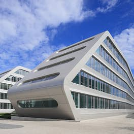 H2Office Duisburg, Germany, <br>BRT Bothe Richter Teherani, <br>© Friedhelm Krischer