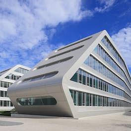 H2Office Duisburg, Germany, <br>BRT Bothe Richter Teherani, <br>© Friedhelm Krischer