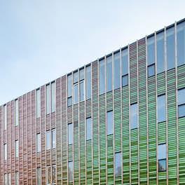 L'Office 64 de l'Habitat Bayonne, France, <br>Arotcharen Architectes, <br>© M. Choiselat
