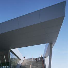 Cruise Center Hamburg-Altona, Germany,  Renner Hainke Wirth Hamburg, <br>© Klaus Frahm/ARTUR IMAGES