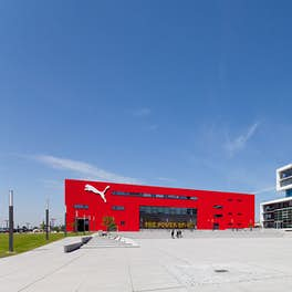 PUMAVision Headquarters Herzogenaurach, Germany, <br>Architect Klaus Krex, © Klaus Krex