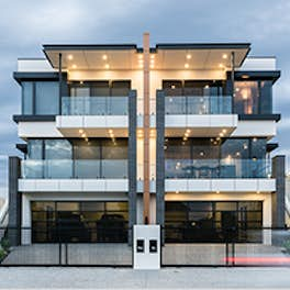 Henley Beach South, Australia, <br> Spectra Building Designers, <br> © Grange Homes