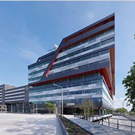 Rabobank Headquarters Eindhoven, <br>The Netherlands, UN Studio, <br> © WVH Gevelprojecten