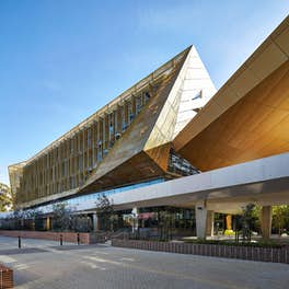 Edith Cowan University Joondalup, Australia, JCY Architects and Urban Designers, © Peter Bennetts + Rob Ramsay