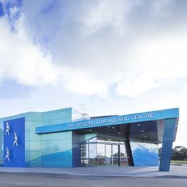 Kardinia International College Aquatic Centre South Geelong, Australia, <br>James Deans & Associates