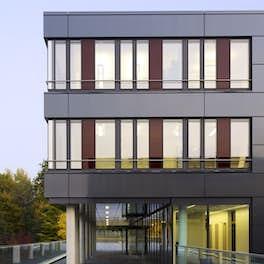 DZM1 Zukunftsmeile Fürstenallee Ostwestfalen-Lippe, Germany, <br>Matern u. Wäschle Architekten BDA, <br>© Matern + Wäschle Architekten