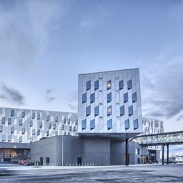 Clarion Hotel Energy Stavanger, Norway, Snøhetta A/S, Armadale, <br>© Sindre Ellingsen