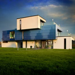 Musterhaus Gira Erfurt, Germany, <br>Marmann Bau GmbH, <br>© Ulrich Beuttenmüller