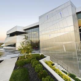 The Connor Group Headquarters Ohio, USA, Moody Nolan, <br>© Brad Feinknopf