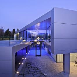 Villa Trefz Ingersheim, Germany, <br>Kai Dongus Ludwigsburg, <br>© Schwarz Fotodesign
