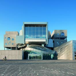 House of Music Aalborg, Denmark, <br>COOP HIMMELB(L)AU, Vienna, <br>© Duccio Malagamba
