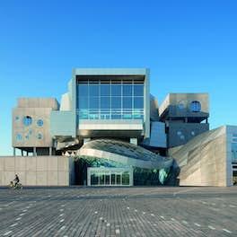 House of Music Aalborg, Denmark, <br>COOP HIMMELB(L)AU, Vienna, <br>© Duccio Malagamba
