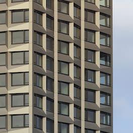 Limmat Tower Dietikon, Switzerland, <br>huggenbergerfries Architekten AG Zurich, <br>© Florian Licht