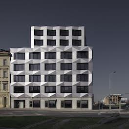 Keystone Office Prague, Czech Republic, EM2N + Mathias Müller + Daniel Niggli + Architekten AG Zurich, © Simon Menges