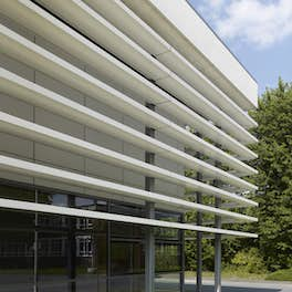 School extension Warendorf, Germany, msah m.schneider a.hillebrandt architektur Cologne, © Christian Richters
