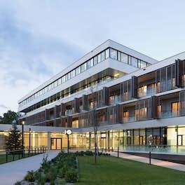 Geriatric Care Baumgarten Vienna, Austria, ganahl ifsits architects + silbermayr welzl architects, <br>© Werner Huthmacher