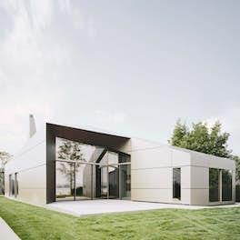 House at Lake Constance, Germany, <br> Biehler Weith Associated, © Brigida Gonzalez