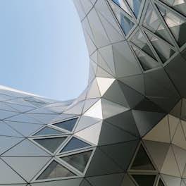 Georges Frêche School of Hotel Management Montpellier, France, Massimiliano Fuksas Architecture, Rome, © Ramón Prat