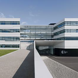 FH Campus Vienna, Austria, <br>Delugan Meissl associated architects, <br>© Herta Hurnaus
