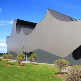 Danfoss Universe Nordborg, Denmark, <br>Jürgen Mayer H. Architects Berlin, Germany