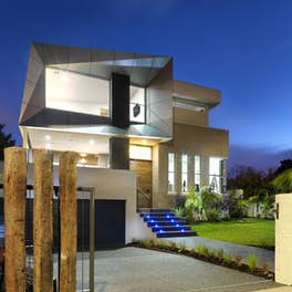 Euston street residence Malvern, Australia, knight building group, <br>© knight building group