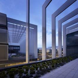 Main Headquarters Repsol Madrid, <br>Spain, Rafael de La-Hoz Arquitectos, <br>© Alfonso Quiroga