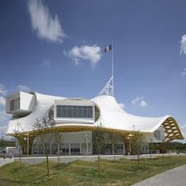 Centre Pompidou Metz, France, <br>Shigeru Ban, Jean de Gastines, <br>© Artur Images