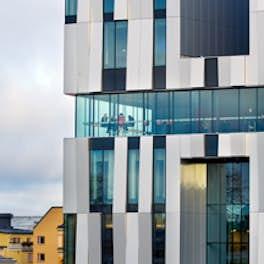 Concert and Congress Hall, Sweden, ©Henning Larsen Architects