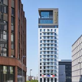 25hours Hotel, Germany, <br>HPP Architekten GmbH, <br>© HPP Architekten GmbH