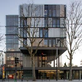 Campus Jourdan, France, TVAA Architecte, © Thibault Savary