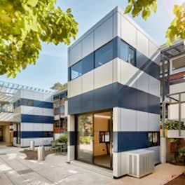 Lauriston Girls School, Australia, Selwyn Blackstone Architect, © Hawyn