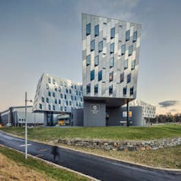 Clarion Hotel Energy, Norway, <br>Snohetta A/S, © Sindre Ellingsen