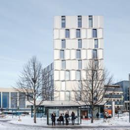 Grow Hotel, Sweden, 3XN Sverige AB, <br>© Rasmus Hjortshøj – COAST