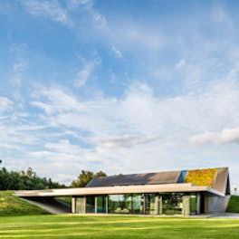 Green Line House, Poland, <br>Przemek Olczyk, Mobius Architects, <br>© Paweł Ulatowski