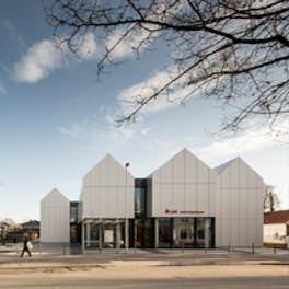 Landessparkasse zu Oldenburg, Germany, RKW Architektur +, <br>© Marcus Pietrek