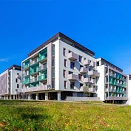 P-9 Paplaujos apartments, Lithuania, <br>313 architects, © Evaldas Lasys