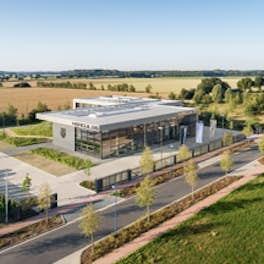 Hercules GmbH, Germany, m2p Architekten Krawinkel Martin Porten PartGmbB, © Constantin Meyer
